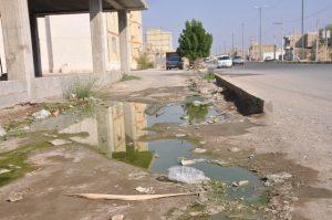 مسکن مهر رودان در پیچ و خم نابسامانی ها/ رها سازی فاضلاب چالش جدی مهرنشینان+تصاویر