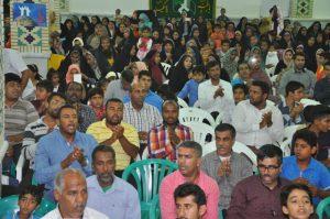 جشن بزرگ اعیاد شعبانیه در رودان برگزار شد +تصویر