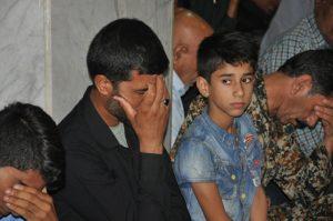 برگزاری مراسم ارتحال حضرت امام خمینی (ره) در رودان +تصویر