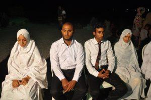 جشن ازدواج آسان برای ۲۱ زوج جوان در شهرستان رودان برگزار شد+تصویر