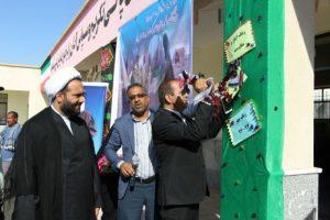 برگزاری آیین بازگشایی مدارس و آغاز سال تحصیلی جدید در رودان +تصویر