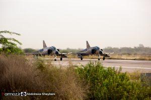 تمرینی برای نشان دادن اقتدار نیروهای هوایی در ۳۱ شهریور+تصاویر