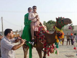 جشن های عروسی در رودان متفاوت با سایر نقاط کشور