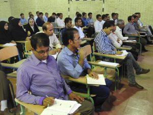 همایش یک روزه مدیران آموزشگاهای بخش رودخانه برگزار شد