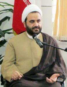 دلنوشته امام جمعه رودان در خصوص شهید حججی