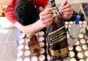 تعیین حکم مجازات حاملان مشروبات الکلی به تهیه مقاله در خصوص مضرات آن