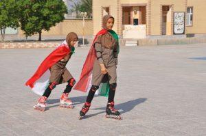برگزاری المپیاد ورزشی درون مدرسه ای در رودان+تصویر