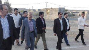 مشکلات ورزش روستای زیارت سید سلطان محمد بررسی شد