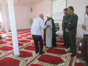مراسم بزرگداشت حماسه آزادسازی خرمشهر در ناحیه مقاومت رودان برگزار شد