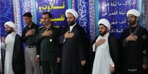 مراسم گرامیداشت بیست و نهمین سالروز ارتحال امام خمینی (ره) در رودان برگزار شد+تصاویر