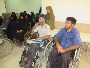 جمعیت روبه رشد معلولین در رودان/مشکلات ژنیتیکی و ضایعات نخاعی مهمترین عامل معلولیت است