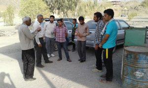 نظافت جهادی توسط گروه جهادی پایگاه بسیج مسجد حضرت ابوالفضل(ع) رودان/۱۰هکتار پاکسازی شد