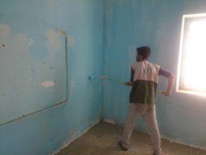 گزارش تصویری/فعالیت گروه جهادی طرح هجرت بسیج دانش آموزی رودان