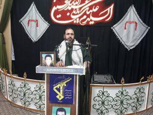 افرادی که می گویند نظام به بن بست رسیده است وصیتنامه شهدا را بخوانند/عظمت ملت ایران در سایه مقاومت است نه در تسلیم و برجام