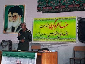 حضور جوانان و دانش آموزان در دفاع مقدس وضعیت جنگ را به نفع جمهوری اسلامی تغییر داد