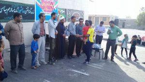 همایش پیاده روی خانوادگی در دهستان فاریاب برگزارشد+عکس