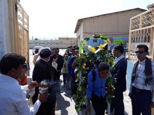 آغاز اعزام دانش آموزان هرمزگانی به اردوی راهیان نور+عکس
