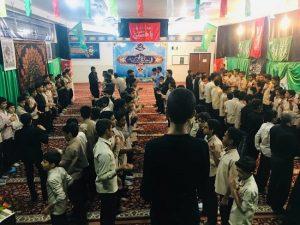 مراسم اربعین حسینی در دبیرستان یاران مهدی(عج) رودان برگزار شد+عکس