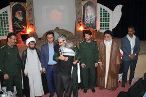 هفتمین یادواره شهدای دانش آموز رودان برگزار شد+عکس