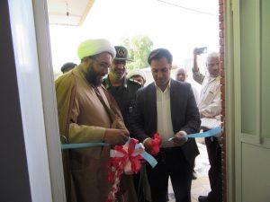 حضور بسیج سازندگی در خط مقدم محرومیتزدایی/افتتاح خانه عالم روستای کمیز رودان