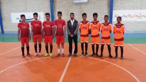تیم فوتبال رودان قهرمان مسابقات گل کوچک پایگاه های بسیج مسجدمحور هرمزگان شد