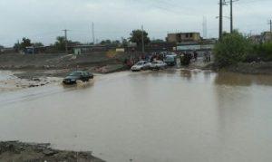 یک کشته بر اثر بارندگی در رودان/ بخش رودخانه از دسترس خارج شد