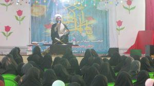 جشن میلاد حضرت فاطمه زهرا(س) و روز زن با حضور مادران و بانوان رودانی برگزار شد