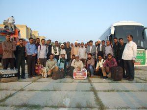 ارسال بیش از ۳میلیارد ریال کمک های نقدی و غیرنقدی مردم رودان به سیل زدگان خوزستان