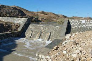 ساخت سد سنگی ملاتی بیکاه رودان با اعتبار ۴۱۰ میلیون تومان