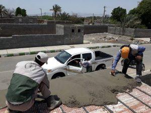 گروه های جهادی بسیج سازندگی رودان به مناطق سیل زده اعزام می شوند