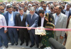 پس ازگذشت ۱۱ سال، مجتمع فرهنگی هنری رودکان شهرستان رودان توسط وزیر ارشاد و فرهنگ اسلامی افتتاح شد+عکس