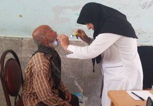 ویزیت رایگان ۱۵۰۰ نفر از مردم بخش بیکاه رودان/ ۲۰۰ میلیون ریال داروی رایگان در اختیار مردم قرار گرفت+تصویر
