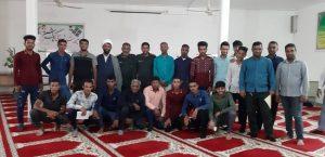 اعزام گروه جهادی شهرستان رودان به مناطق سیل زده خوزستان