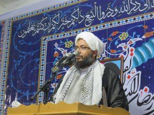 کشورهای همراه با ایران اسلامی عزت پیدا می کنند/مسئولان از گروه های جهادی حمایت کنند