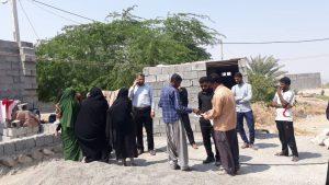 خدمات بی منت گروه جهادی بسیج دانشجویی رودان به روستاییان +عکس
