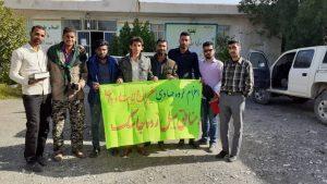 اعزام ۵گروه جهادی رودان به مناطق سیل زده شهرستان جاسک
