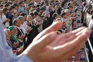 نماز عید فطر با رعایت پروتکل های بهداشتی در مساجد محلات رودان برگزار می شود