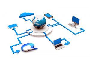 اتصال 16 روستای جغین رودان به شبكه اینترنت پرسرعت