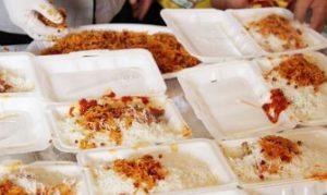 پخت و توزیع ۳هزار اطعام عاشورایی در بیکاه رودان