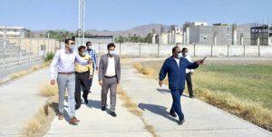 عملیات ترمیم مجموعه ورزشی شهید چمران رودان آغاز شد/ فضاهای ورزشی رودان وضعیت مناسبی ندارند