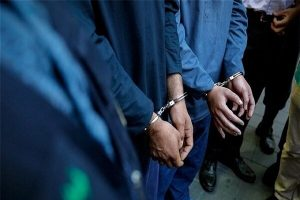 دستگیری ۱۴متهم تحت تعقیب قضایی و انتظامی در رودان