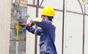 نصب 3هزار و 75 علمک گاز در رودان