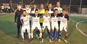 جام ستاره انقلاب رودان به تیم شهدای پشته رسید
