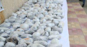 یک تن و ۳۶۰ کیلوگرم تریاک در رودان کشف شد