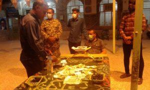 جمعآوری بیش از 250میلیون ریال در جشن گلریزان قرارگاه تحول محله بندمیر رودان