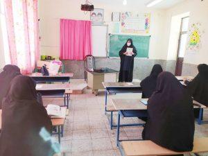 آغاز بکار طرح جبران و تثبیت یادگیری دانش آموزان در رودان