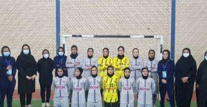 بانوان رودانی حریفان خود را در لیگ برتر فوتسال بانوان کشور شناختند