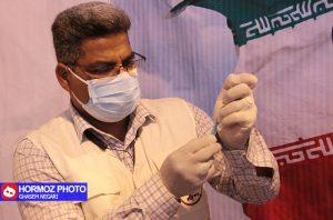 واکسیناسیون مردم رودان علیه کرونا2