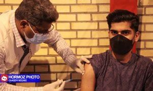 فیلم| واکسیناسیون مردم رودان علیه کرونا۳