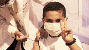 بیش از 81درصد مردم رودان واکسن کرونا دریافت کردهاند/ واکسینه شدن 77درصد جمعیت دانش آموزی رودان